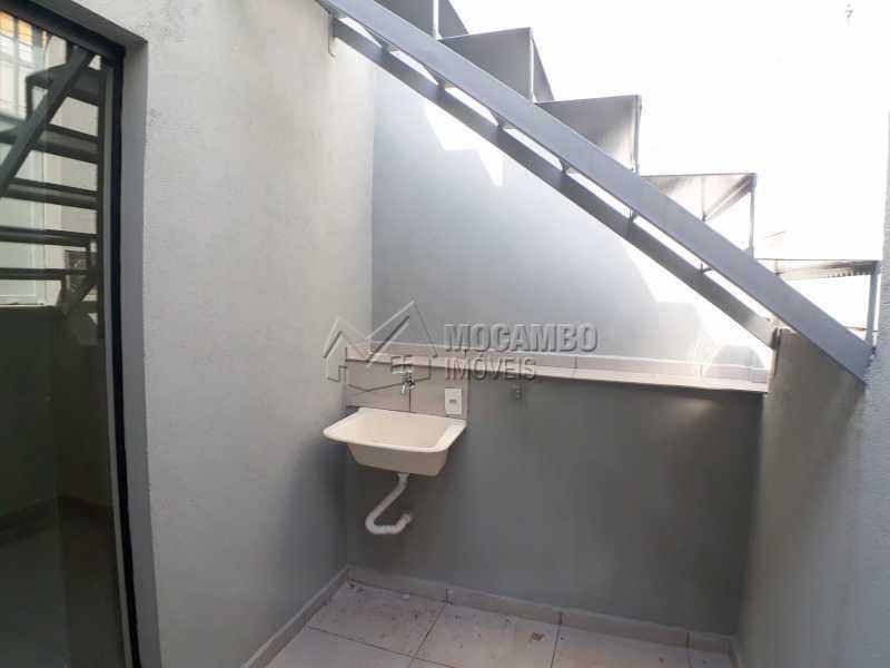 Lavanderia - Casa 1 quarto para alugar Itatiba,SP Centro - R$ 700 - FCCA10290 - 4