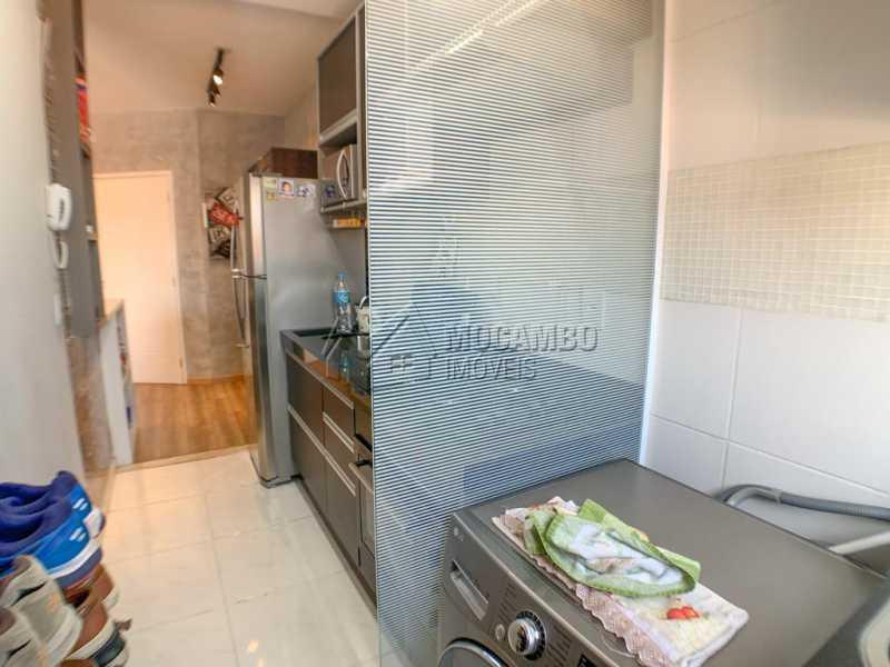 Lavanderia - Apartamento 2 quartos à venda Itatiba,SP - R$ 350.000 - FCAP21153 - 28