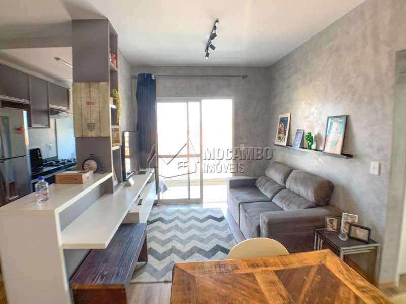 Sala - Apartamento 2 quartos à venda Itatiba,SP - R$ 350.000 - FCAP21153 - 5