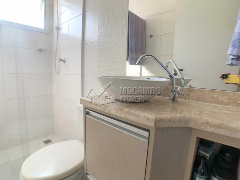 Banheiro - Apartamento 2 quartos à venda Itatiba,SP - R$ 350.000 - FCAP21153 - 22