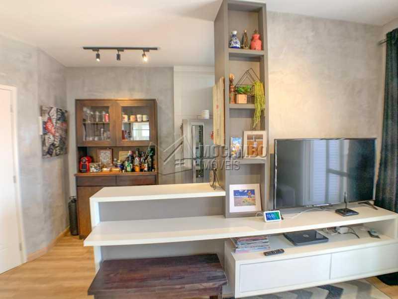 Sala - Apartamento 2 quartos à venda Itatiba,SP - R$ 350.000 - FCAP21153 - 7
