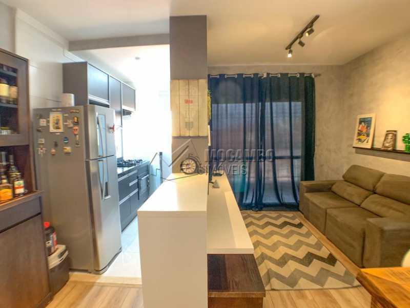 Sala - Apartamento 2 quartos à venda Itatiba,SP - R$ 350.000 - FCAP21153 - 8
