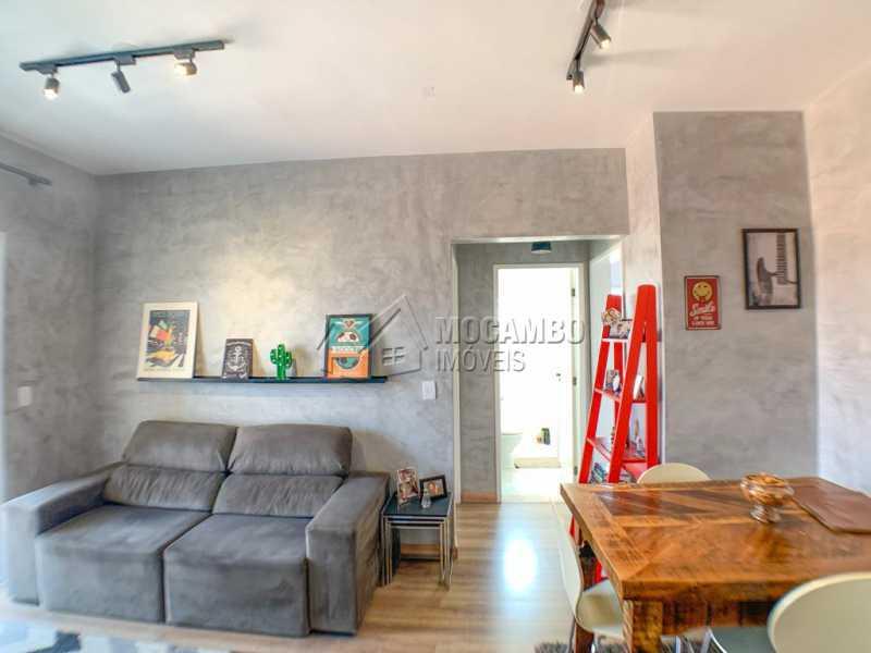 Sala - Apartamento 2 quartos à venda Itatiba,SP - R$ 350.000 - FCAP21153 - 9