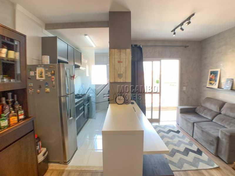 Sala - Apartamento 2 quartos à venda Itatiba,SP - R$ 350.000 - FCAP21153 - 10