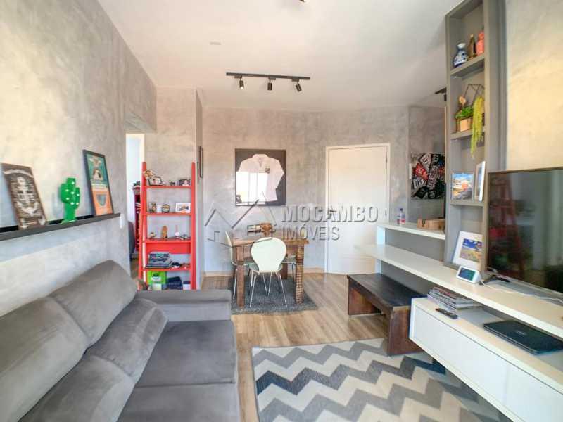 Sala - Apartamento 2 quartos à venda Itatiba,SP - R$ 350.000 - FCAP21153 - 11