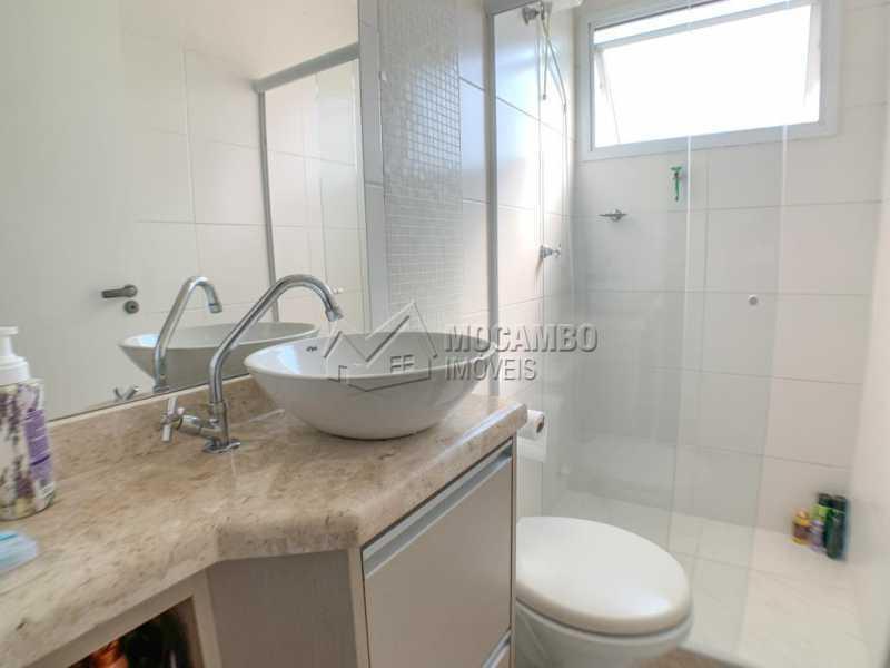 Banheiro - Apartamento 2 quartos à venda Itatiba,SP - R$ 350.000 - FCAP21153 - 25