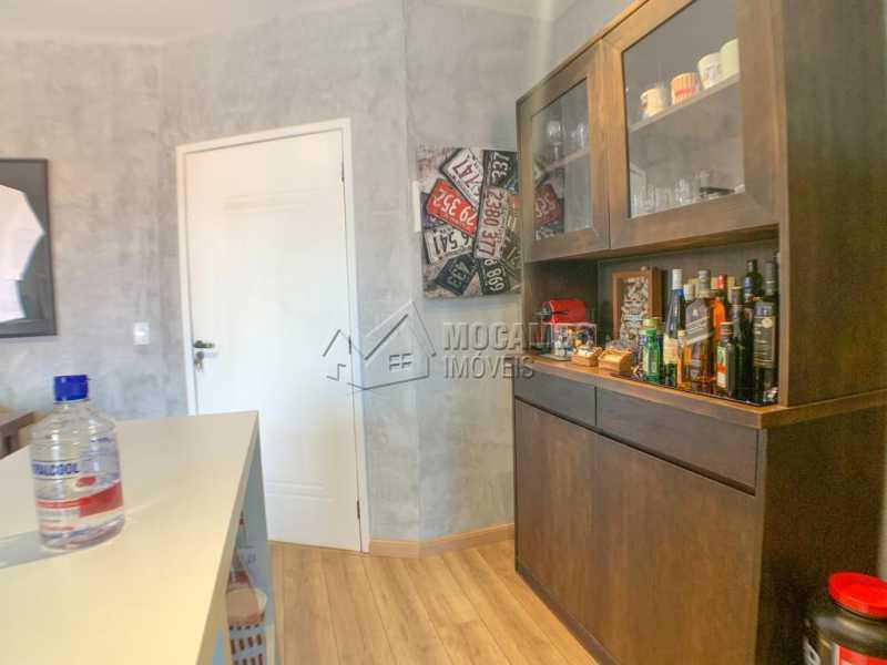 Sala - Apartamento 2 quartos à venda Itatiba,SP - R$ 350.000 - FCAP21153 - 13