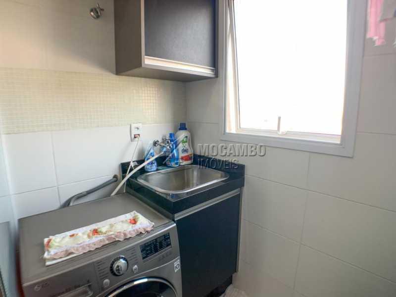 Lavanderia - Apartamento 2 quartos à venda Itatiba,SP - R$ 350.000 - FCAP21153 - 27