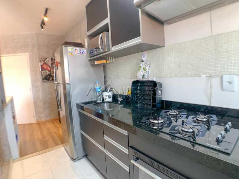 Cozinha - Apartamento 2 quartos à venda Itatiba,SP - R$ 350.000 - FCAP21153 - 26