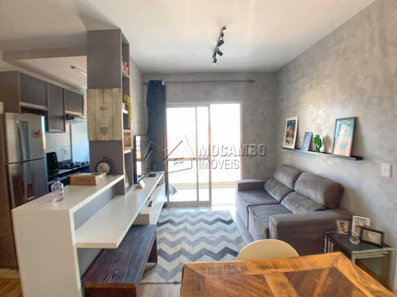 Sala - Apartamento 2 quartos à venda Itatiba,SP - R$ 350.000 - FCAP21153 - 12