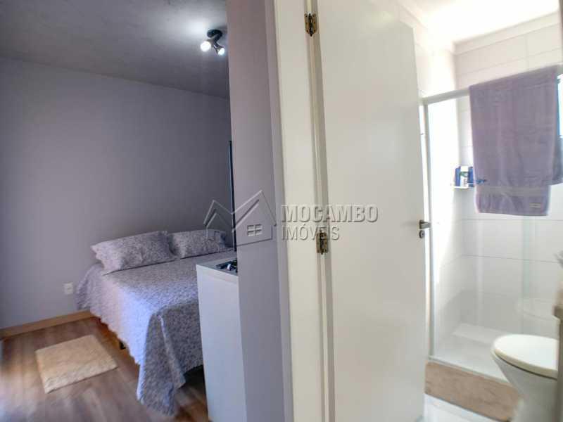 Suíte - Apartamento 2 quartos à venda Itatiba,SP - R$ 350.000 - FCAP21153 - 21