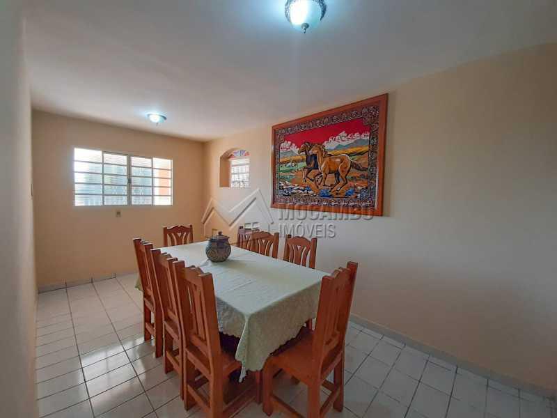 Sala de jantar - Casa 3 quartos à venda Itatiba,SP - R$ 465.000 - FCCA31387 - 16