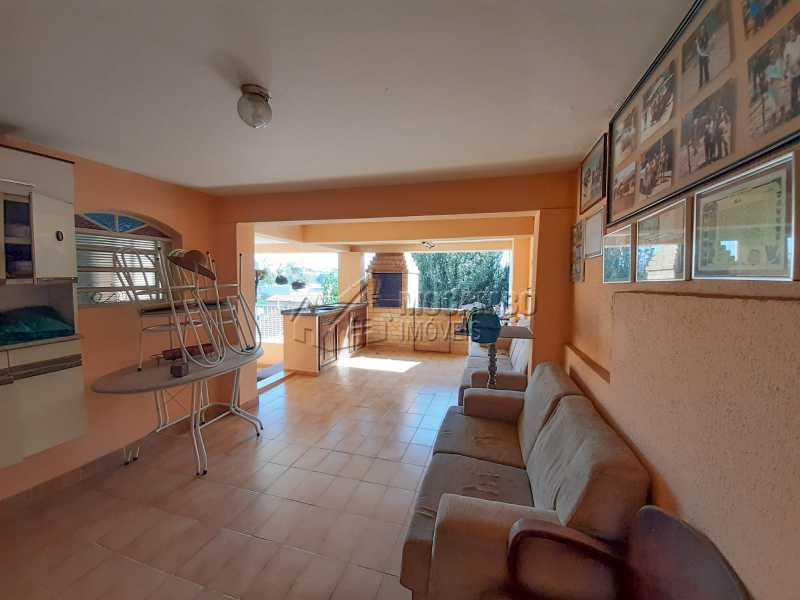 Area Gourmet - Casa 3 quartos à venda Itatiba,SP - R$ 465.000 - FCCA31387 - 23