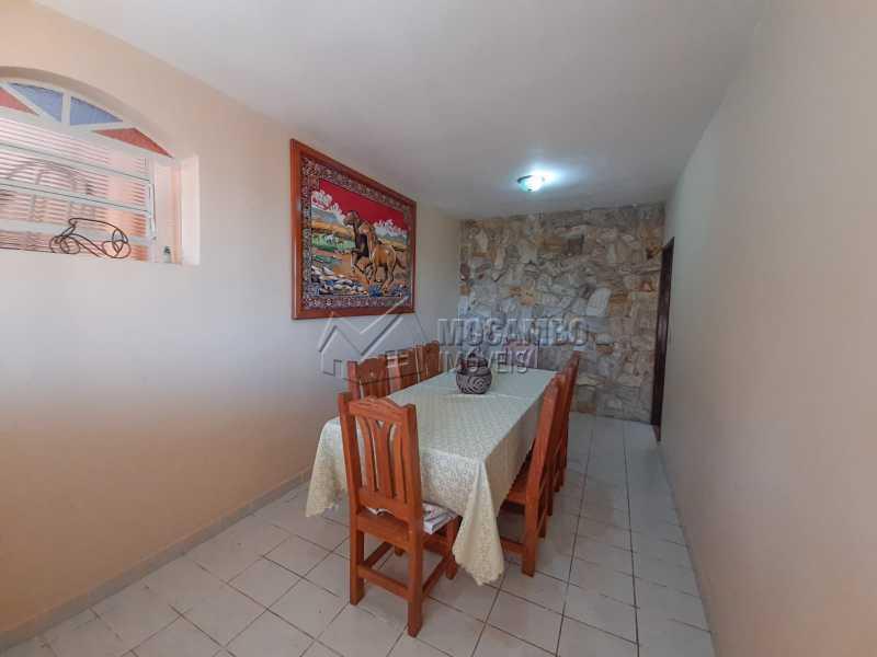 Sala de Jantar - Casa 3 quartos à venda Itatiba,SP - R$ 465.000 - FCCA31387 - 17