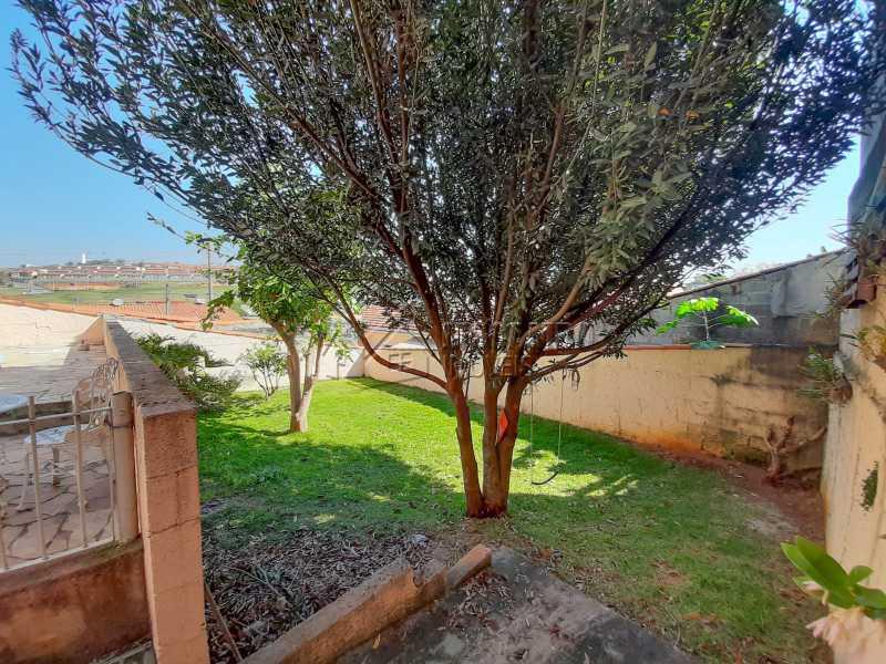 Quintal - Casa 3 quartos à venda Itatiba,SP - R$ 465.000 - FCCA31387 - 25