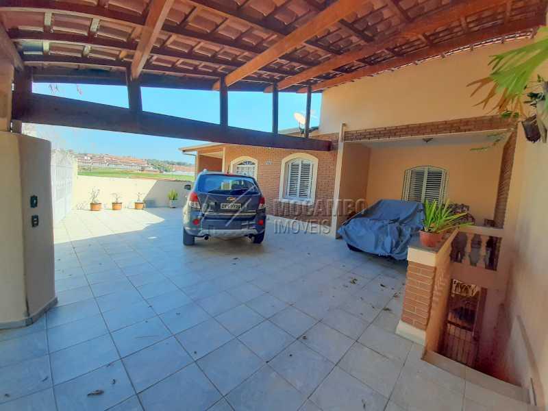 Garagem - Casa 3 quartos à venda Itatiba,SP - R$ 465.000 - FCCA31387 - 28
