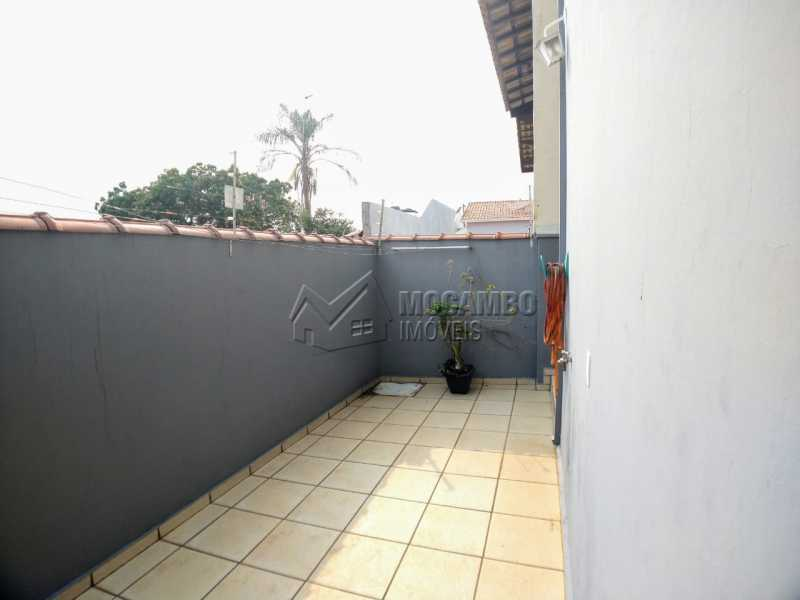 Quintal  - Casa 2 quartos à venda Itatiba,SP - R$ 300.000 - FCCA21403 - 8