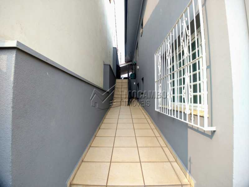 Corredor  - Casa 2 quartos à venda Itatiba,SP - R$ 300.000 - FCCA21403 - 9