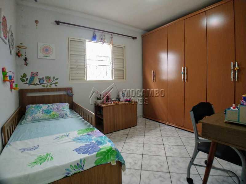 Dormitório  - Casa 2 quartos à venda Itatiba,SP - R$ 300.000 - FCCA21403 - 3