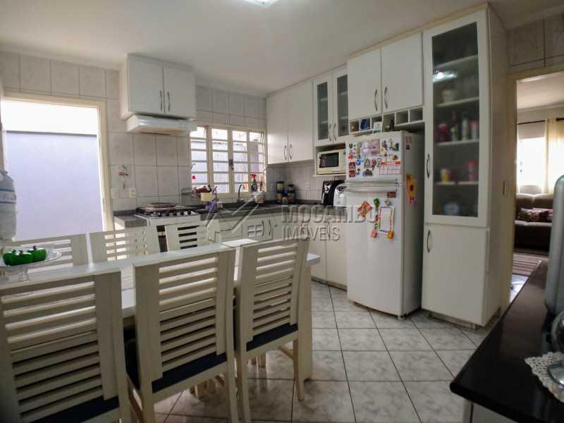 Cozinha - Casa 2 quartos à venda Itatiba,SP - R$ 300.000 - FCCA21403 - 6