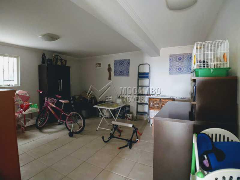 Quarto de baixo  - Casa 2 quartos à venda Itatiba,SP - R$ 300.000 - FCCA21403 - 11