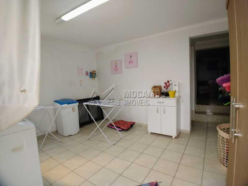 Área de Serviço  - Casa 2 quartos à venda Itatiba,SP - R$ 300.000 - FCCA21403 - 12