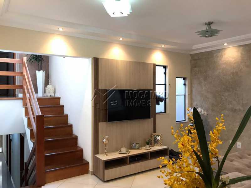 Sala - Casa 3 quartos à venda Itatiba,SP - R$ 430.000 - FCCA31389 - 4
