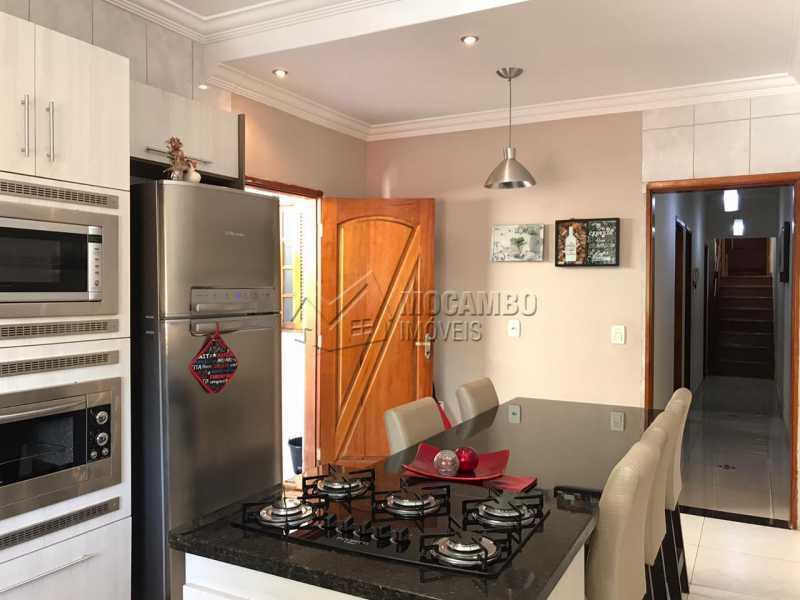 Cozinha - Casa 3 quartos à venda Itatiba,SP - R$ 430.000 - FCCA31389 - 18