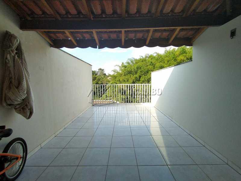 Varanda da Suíte - Casa 3 quartos à venda Itatiba,SP - R$ 430.000 - FCCA31389 - 8