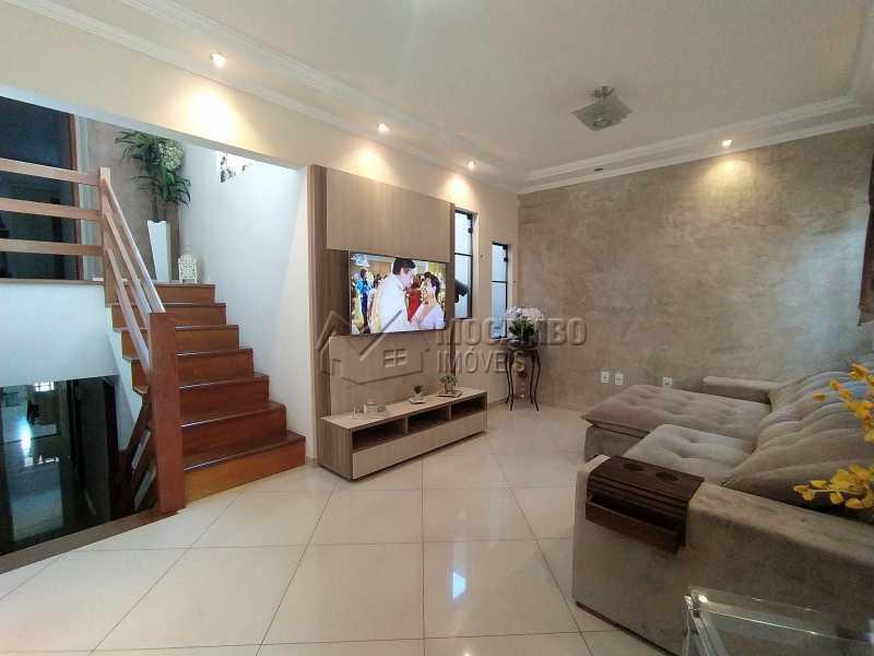 Sala - Casa 3 quartos à venda Itatiba,SP - R$ 430.000 - FCCA31389 - 1