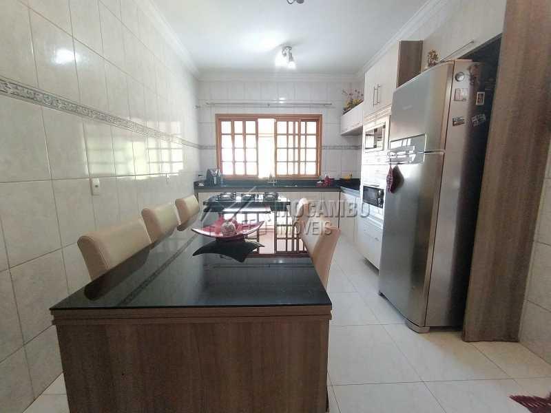 Cozinha - Casa 3 quartos à venda Itatiba,SP - R$ 430.000 - FCCA31389 - 16