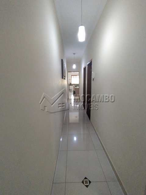 Corredor - Casa 3 quartos à venda Itatiba,SP - R$ 430.000 - FCCA31389 - 11