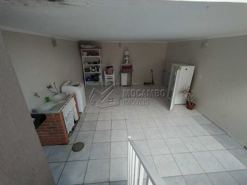 Área Externa - Casa 3 quartos à venda Itatiba,SP - R$ 430.000 - FCCA31389 - 20