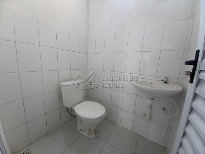 Banheiro Social - Casa 1 quarto para alugar Itatiba,SP Centro - R$ 550 - FCCA10291 - 9