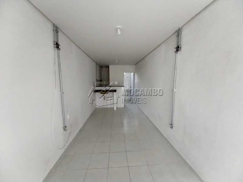 Quarto e Cozinha - Casa 1 quarto para alugar Itatiba,SP Centro - R$ 550 - FCCA10291 - 4