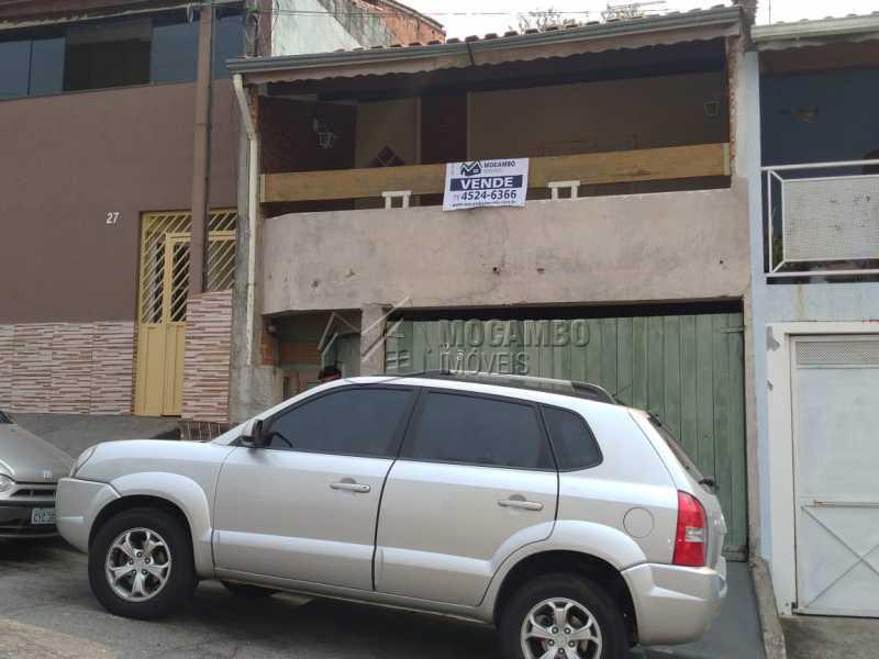 Fachada - Casa à venda Rua José Fuzer,Itatiba,SP - R$ 230.000 - FCCA21404 - 1