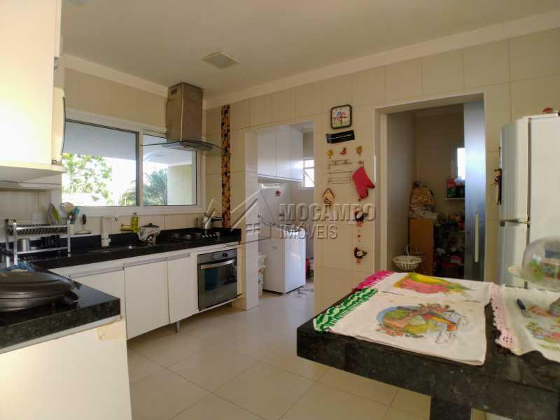 Cozinha - Casa em Condomínio 3 quartos à venda Itatiba,SP - R$ 650.000 - FCCN30497 - 5