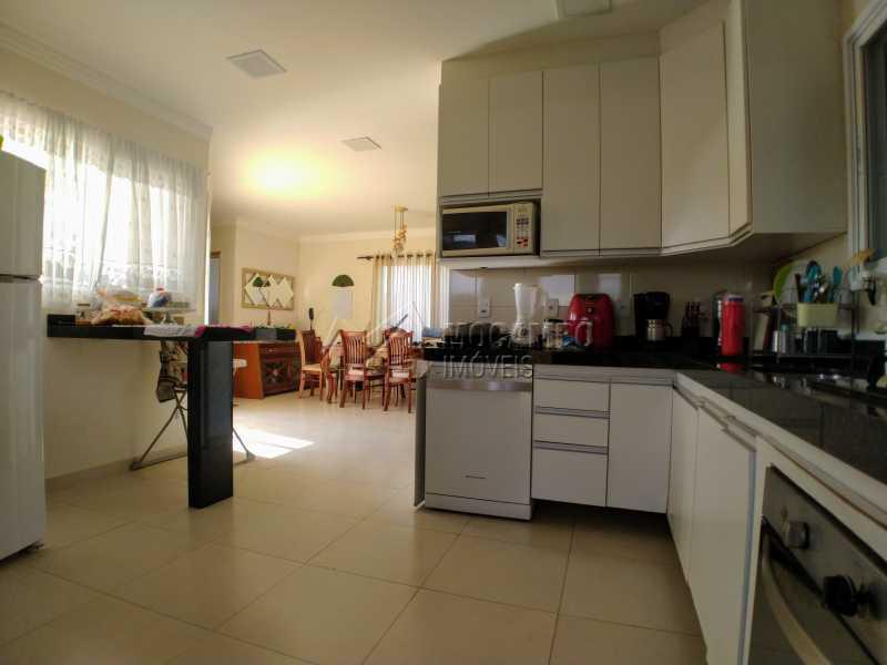 Cozinha e sala jantar - Casa em Condomínio 3 quartos à venda Itatiba,SP - R$ 650.000 - FCCN30497 - 6
