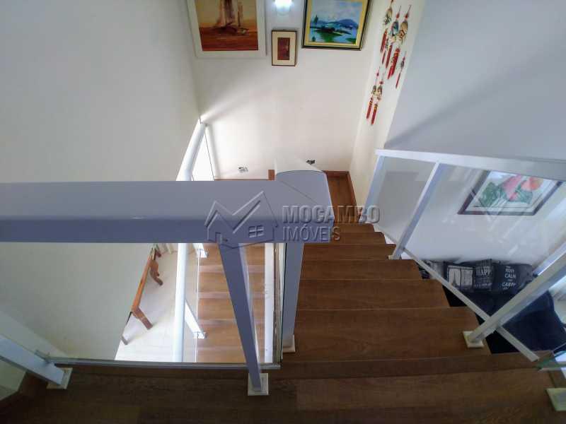 Escada dormitórios - Casa em Condomínio 3 quartos à venda Itatiba,SP - R$ 650.000 - FCCN30497 - 10