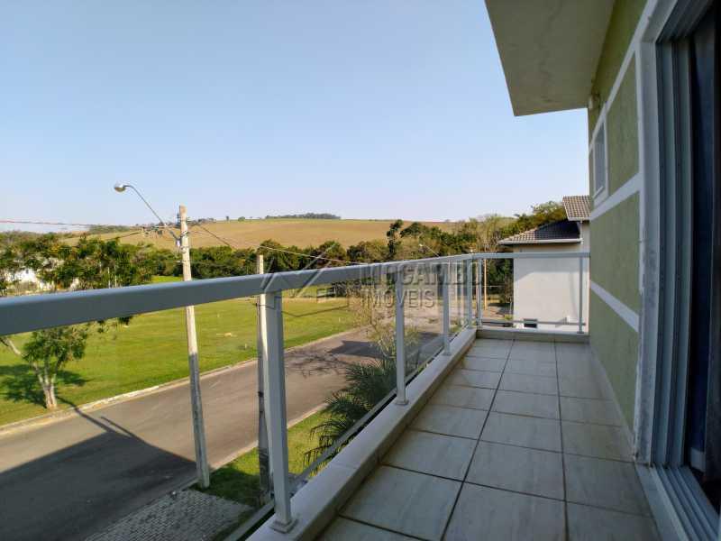 Varanda dormitório - Casa em Condomínio 3 quartos à venda Itatiba,SP - R$ 650.000 - FCCN30497 - 15