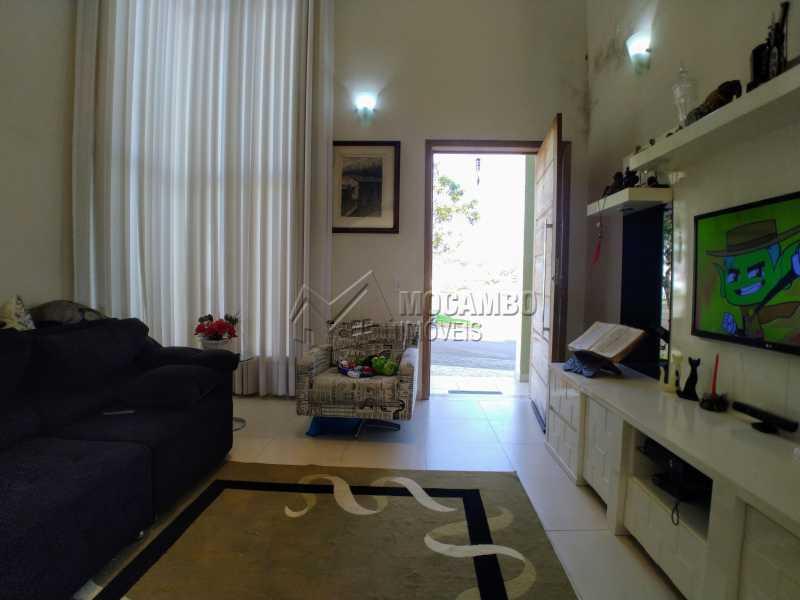 Sala - Casa em Condomínio 3 quartos à venda Itatiba,SP - R$ 650.000 - FCCN30497 - 4