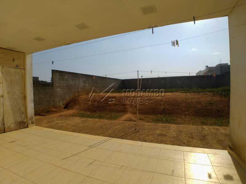 Acesso quintal - Casa em Condomínio 3 quartos à venda Itatiba,SP - R$ 650.000 - FCCN30497 - 8