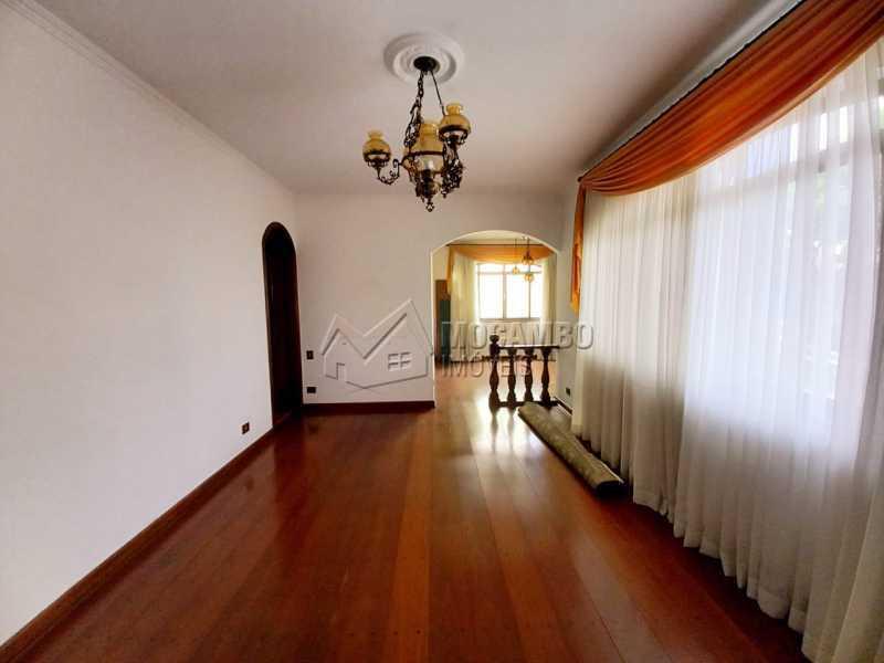Sala - Casa 3 quartos para alugar Itatiba,SP Centro - R$ 3.550 - FCCA31392 - 4