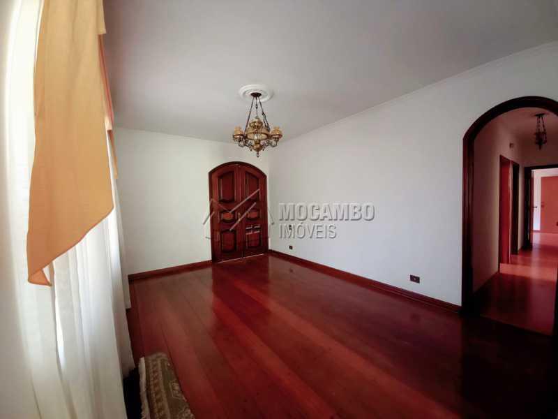 Sala - Casa 3 quartos para alugar Itatiba,SP Centro - R$ 3.550 - FCCA31392 - 1