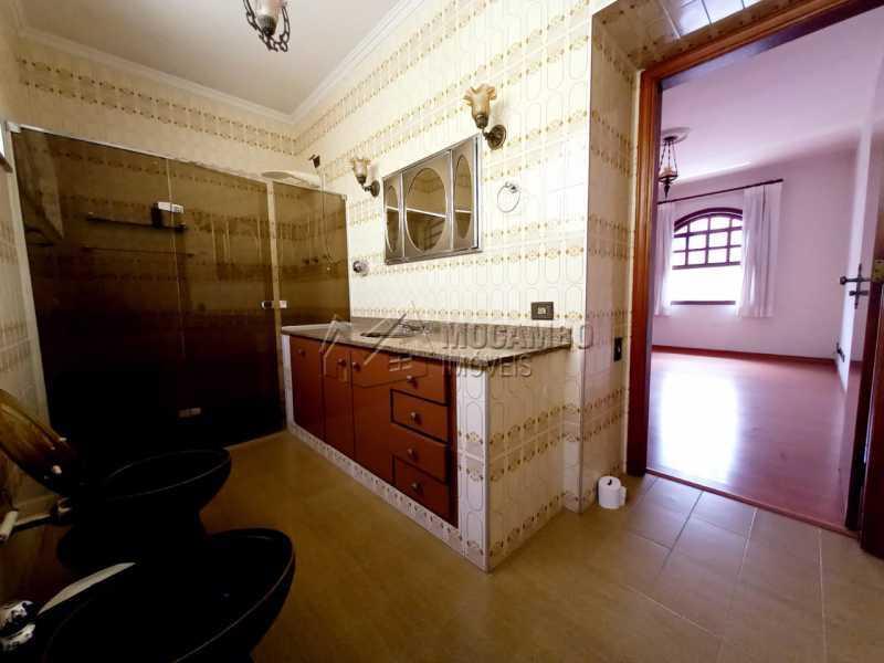 Suíte do dormitório 03 - Casa 3 quartos para alugar Itatiba,SP Centro - R$ 3.550 - FCCA31392 - 14