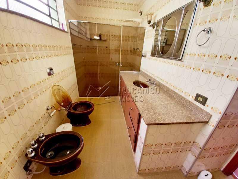 Suíte do dormitório 03 - Casa 3 quartos para alugar Itatiba,SP Centro - R$ 3.550 - FCCA31392 - 16