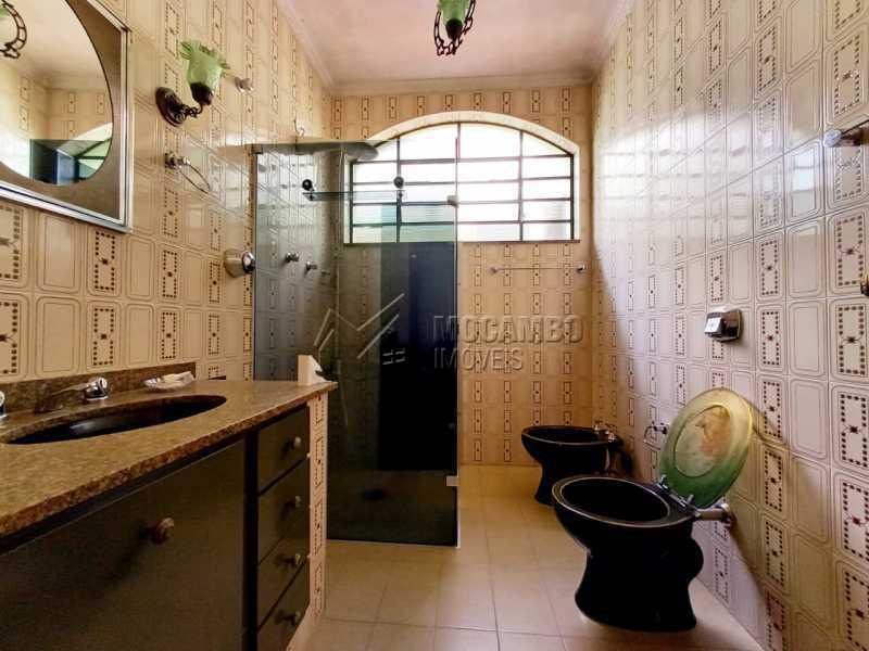 Banheiro Social - Casa 3 quartos para alugar Itatiba,SP Centro - R$ 3.550 - FCCA31392 - 20