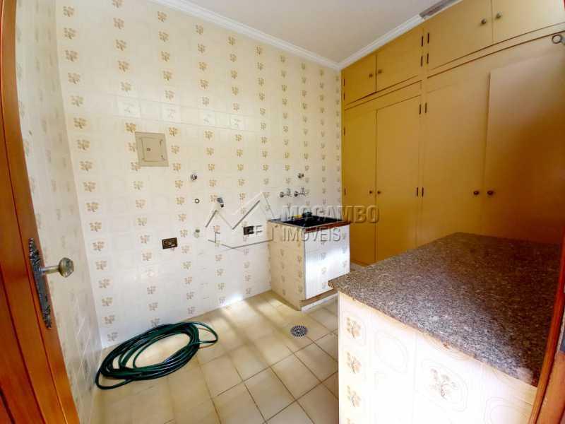 Lavanderia - Casa 3 quartos para alugar Itatiba,SP Centro - R$ 3.550 - FCCA31392 - 29