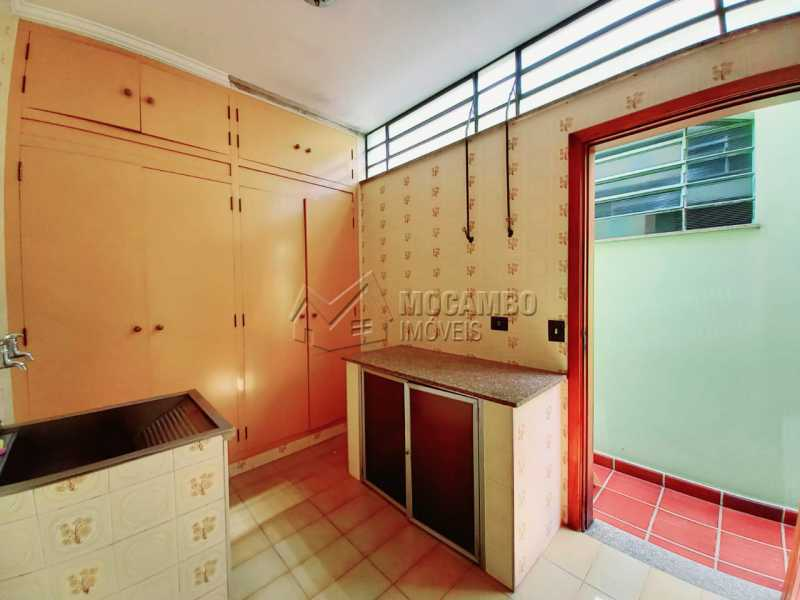 Lavanderia - Casa 3 quartos para alugar Itatiba,SP Centro - R$ 3.550 - FCCA31392 - 30
