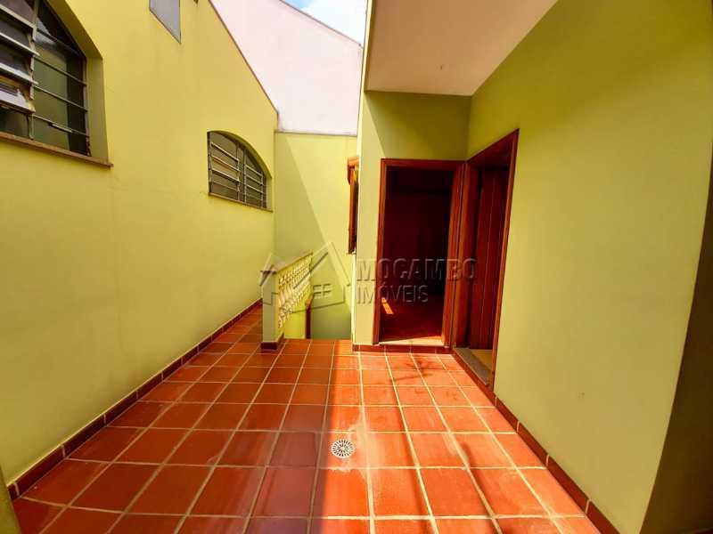 Quintal - Casa 3 quartos para alugar Itatiba,SP Centro - R$ 3.550 - FCCA31392 - 23